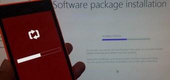 Kembalikan Sistem Windows Phone ke Kondisi Semula