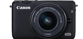 Canon EOS M10 Hadirkan Foto Kualitas DSLR dengan Harga Terjangkau