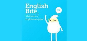English Bite: Belajar Satu Frasa Bahasa Inggris Tiap Hari