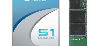 Bidik Segmen Entry-Level, Plextor Luncurkan SSD Seri S1