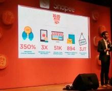 Shopee Catatkan Kenaikan Transaksi Saat Mobile Shopping Day