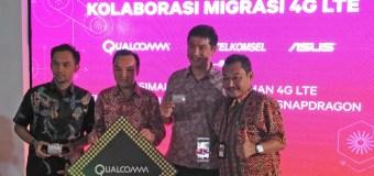 Qualcomm Gandeng Telkomsel dan ASUS untuk Pengalaman Pengguna Lebih Baik