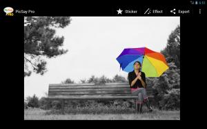 Aplikasi Edit Foto PicSay Pro