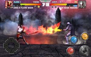 Permainan Satria Heroes Bima X Mod Offline APK