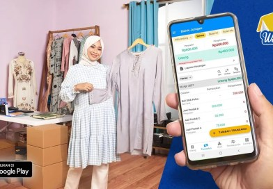 Aplikasi Pencatatan Keuangan BukuWarung