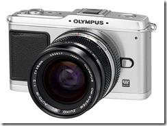 Olympus-E-P1-silver