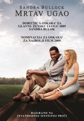 Blind Side_dvd omot