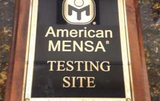PC Professor is a Mensa Testing Center Site