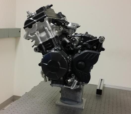Bolton WorksSolid Works Assembly 2009 Honda CBR600RR Engine (1)