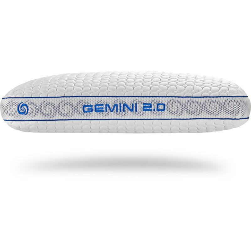 bedgear gemini 2 0 back sleeper pillow