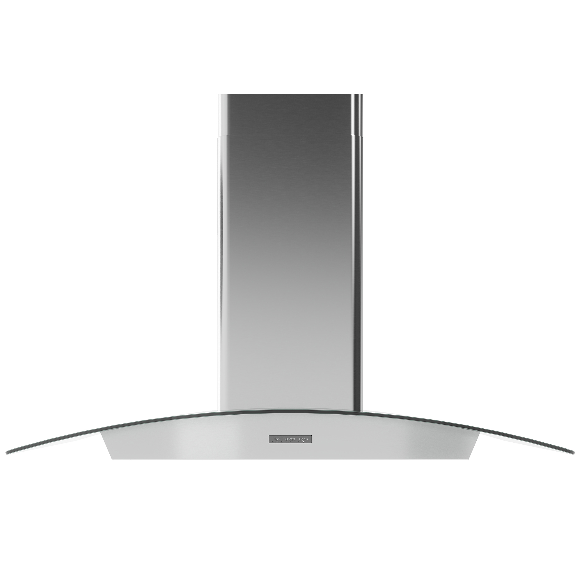 zephyr 30 wall mount chimney convertible range hood with 600 cfm blower stainless steel
