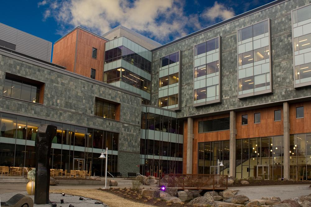 St. Anthony Hospital | PCS Structural Solutions