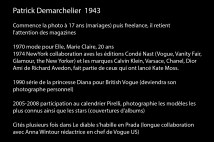 00 - Patrick Demarchelier