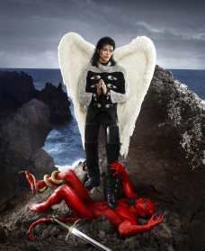 10 - David Lachapelle - Michael Jackson