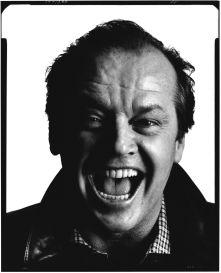 60 - David Bailey - Jack Nicholson