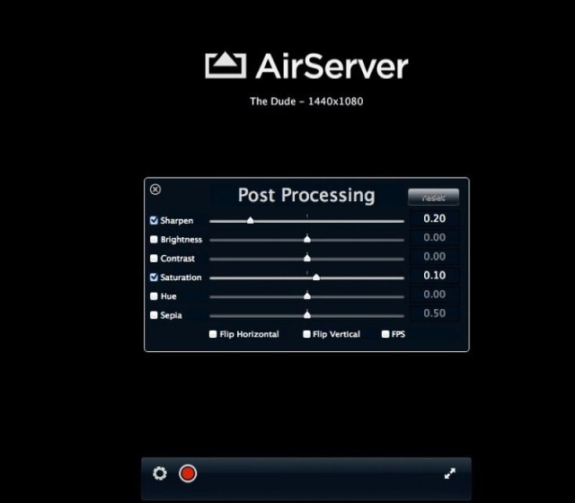 AirServer latest version