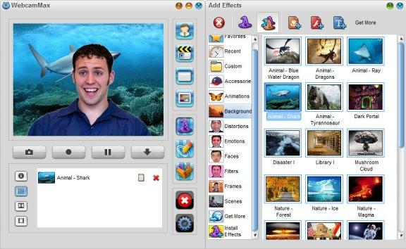 WebcamMax windows