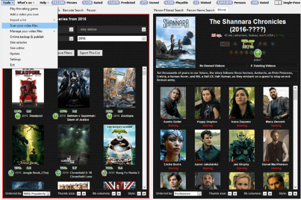 Coollector Movie Database latest version