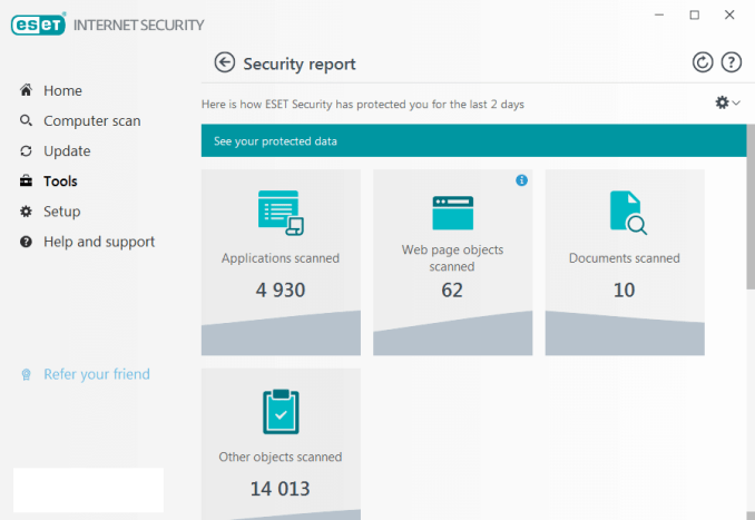 ESET Internet Security latest version