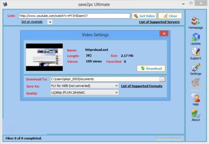 Save2pc Ultimate windows