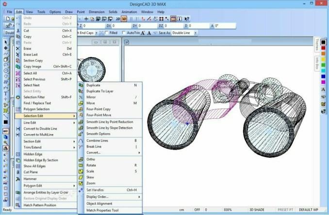 DesignCAD 3D Max latest version