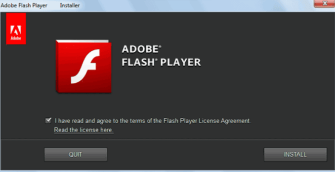 Adobe Flash Player Pro windows