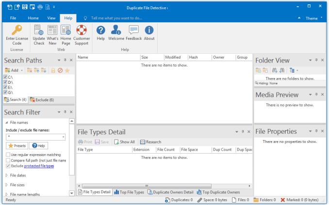 Duplicate File Detective Enterprise latest version