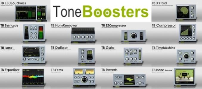 ToneBoosters Plugin Bundle windows