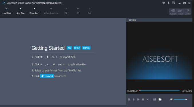 AiseeSoft Video Converter Ultimate windows