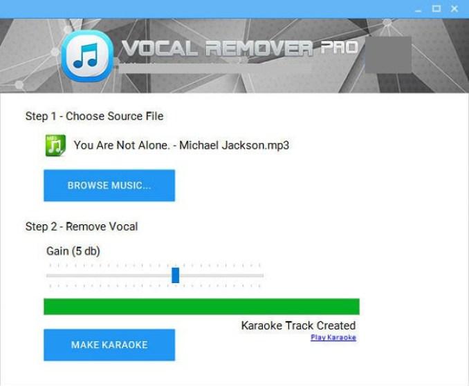 Vocal Remover Pro latest version