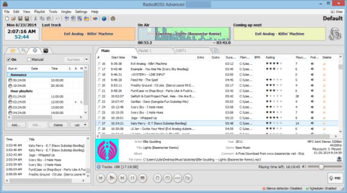 RadioBOSS latest version