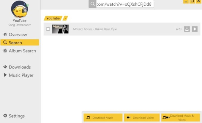 Abelssoft YouTube Song Downloader Plus windows