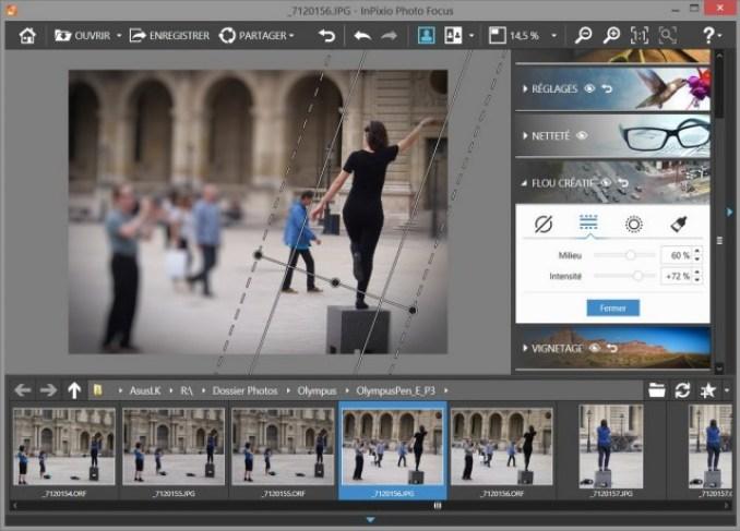 InPixio Photo Focus Pro windows