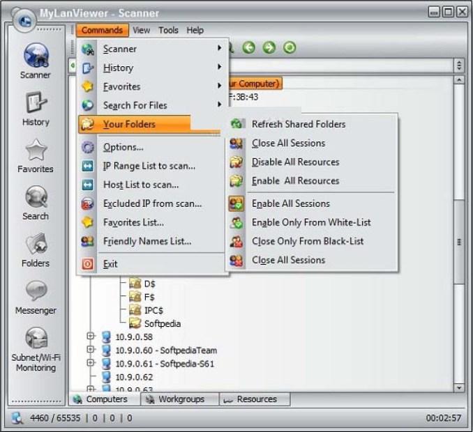 MyLanViewer latest version