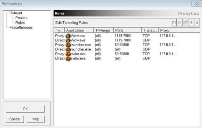 ProxyCap latest version