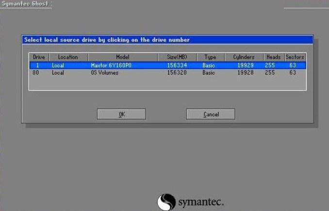 Symantec Ghost Boot CD latest version
