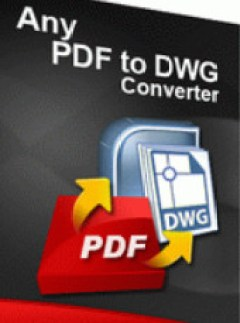 AnyPDF to DWG Converter