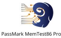 PassMark MemTest86 Pro d