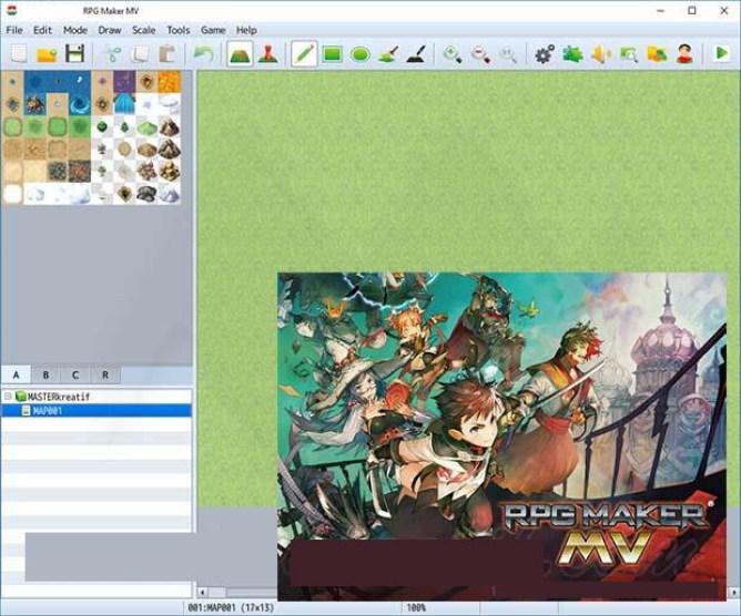 RPG Maker MV windows