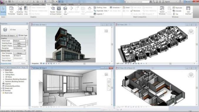 Autodesk Revit latest version