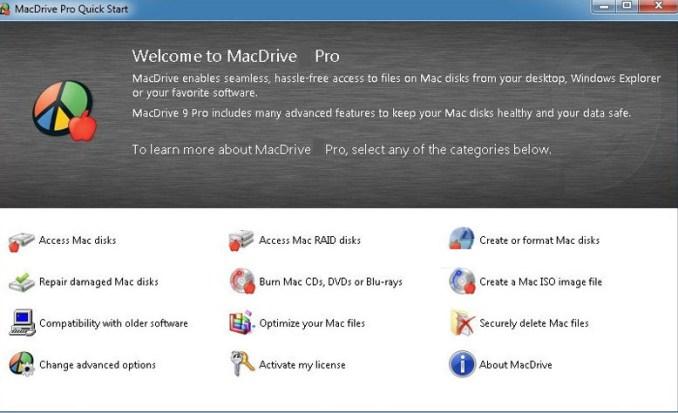 Mediafour MacDrive Pro latest version