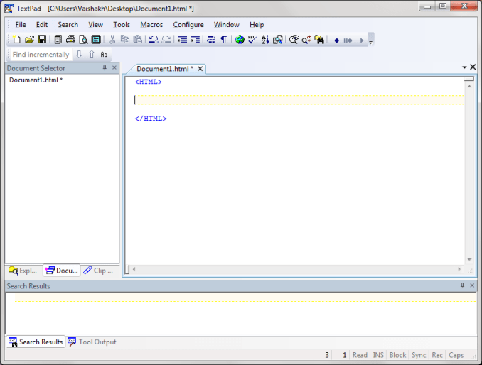 TextPad latest version