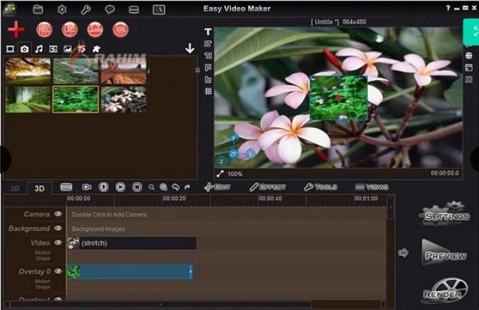 Easy Video Maker Platinum windows