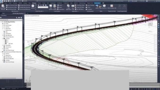 Autodesk Civil 3d latest version