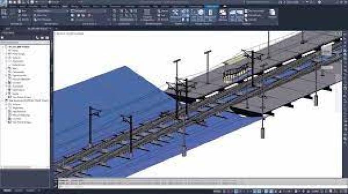 Autodesk Civil 3d windows