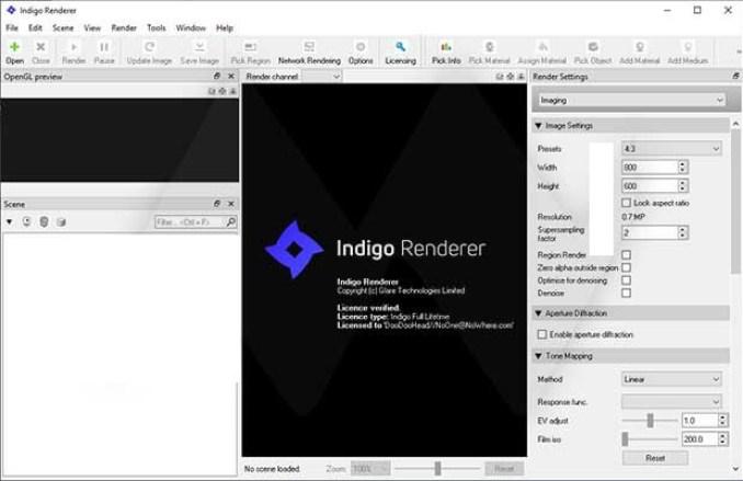 Indigo Renderer latest version