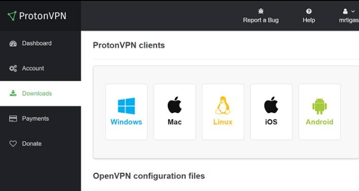 برامج VPN للكومبيوتر متوفرلجميع المنصات