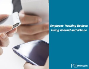 Employee tracking devices