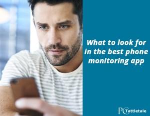 phone monitoring app
