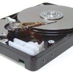 Hard disk (hard drive) construction